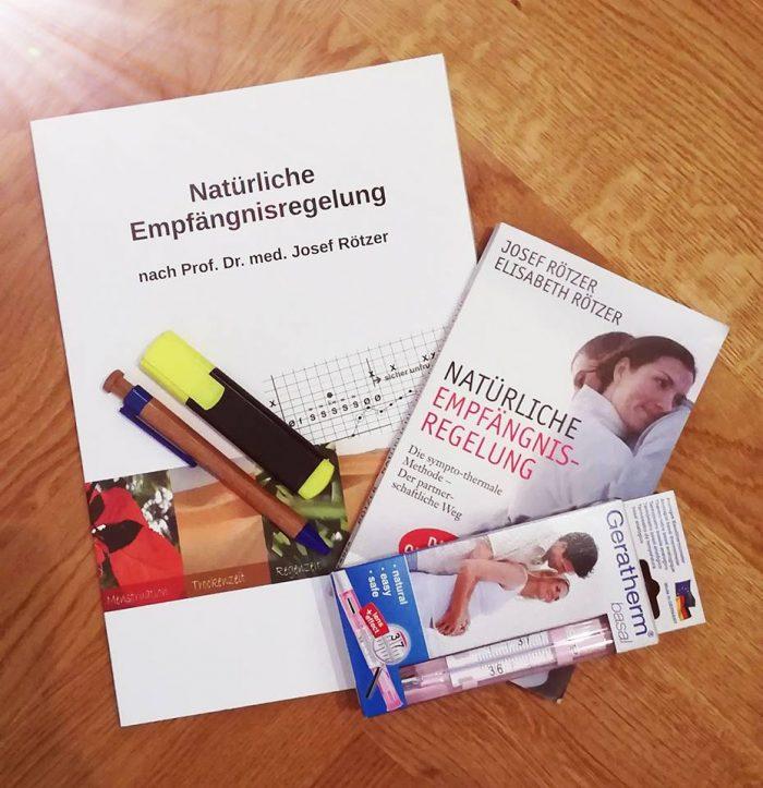 Natürliche Empfängnisregelung